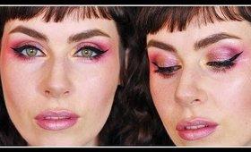 Pink Rebel Makeup Tutorial | LetzMakeup
