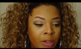 Nicki Minaj Pound the alarm official video (Makeup Tutorial)