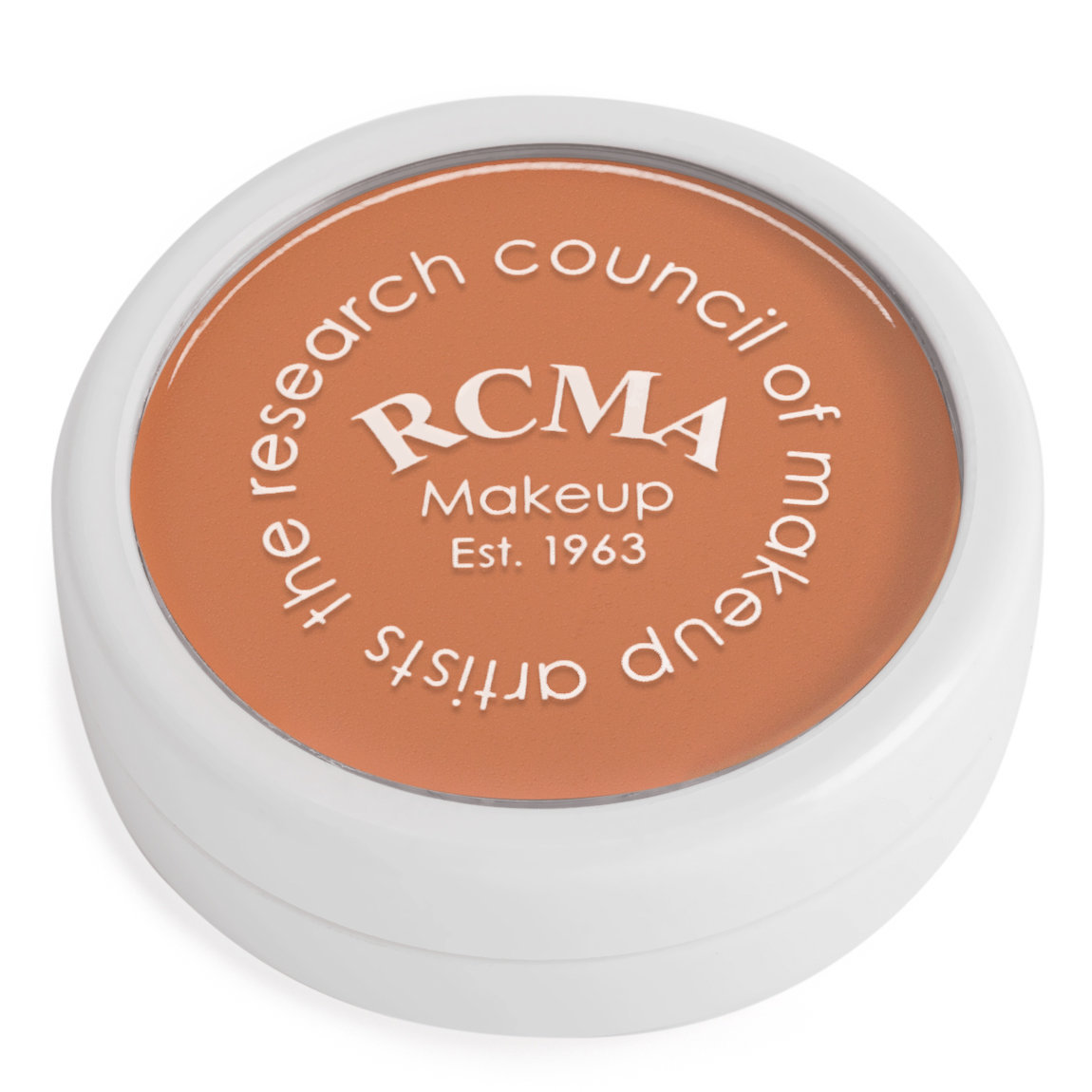 RCMA Makeup Color Process Foundation KT Series KT-1 1/2 oz