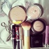 Hauls, makeup collection and storage, products used for daily looks.