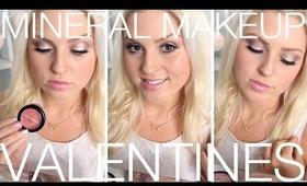 Tutorial & $400 Giveaway! ♡ Soft, Flirty Valentines Makeup