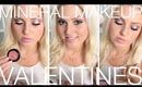 Tutorial & $400 Giveaway! ♡ Soft, Flirty Valentines Makeup