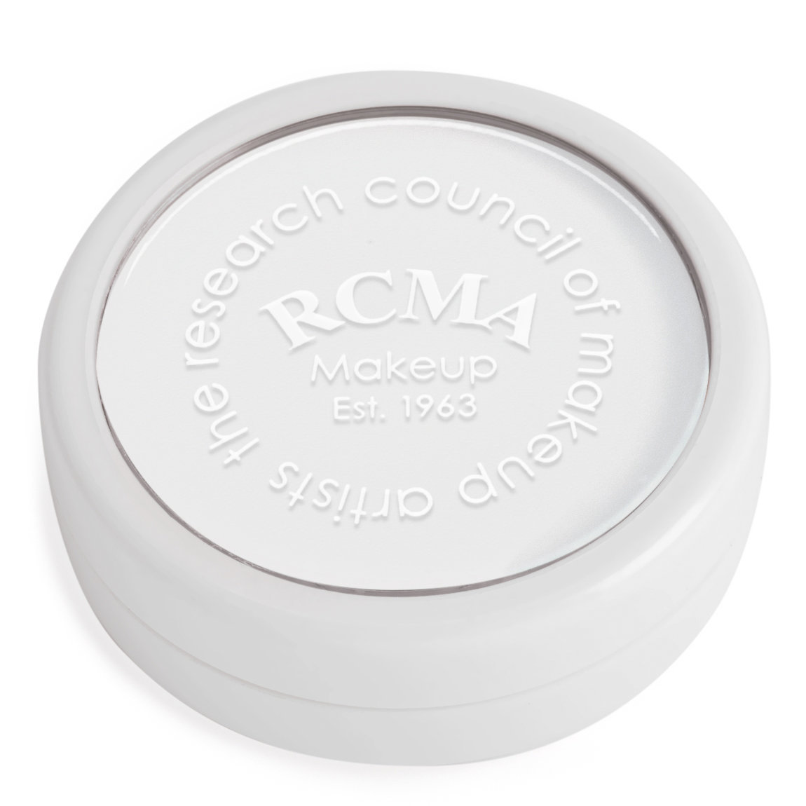 RCMA Makeup Color Process Foundation Super White 1/2 oz