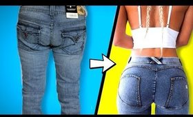 Weird clothing life hacks you NEED to know!