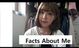 Facts About Me!