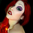 Jessica Rabbit inspired Make-Up