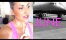 Julie's Life In June 2012