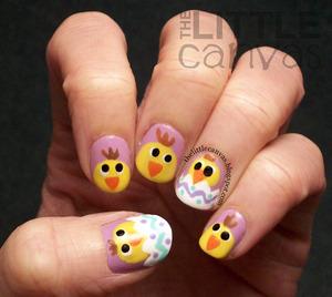 http://thelittlecanvas.blogspot.com/2013/03/easter-chick-nail-art.html