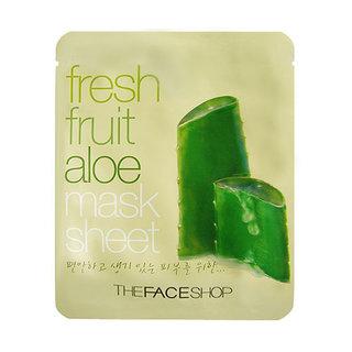 The Face Shop Fresh Fruit Aloe Mask Sheet