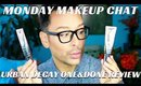 Brand New Urban Decay One & Done Makeup Review Step by Step #MondayMakeupChat - mathias4makeup