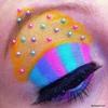 Candy Cupcake :D
