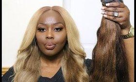 Bomb Affordable Virgin Hair|Rosegal Brazilian Straight Hair.