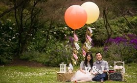 Engagement Photos Revealed! Photoshoot & Must Haves