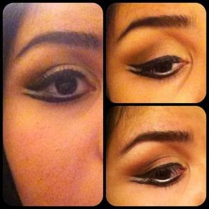 Double winged eye