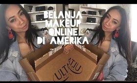 Belanja makeup murah online di America  bahasa/English