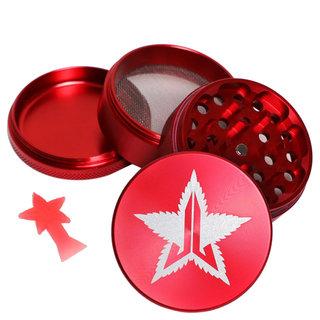 63mm Grinder Red