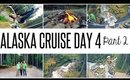 ALASKA CRUISE DAY 4 (Part 2) ZIPLINGING ADVENTURE IN SKAGWAY, ALASKA | Travel Vlog