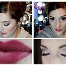 Easy Valetines Day makeup!