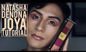 NATASHA DENONA | HOLIDAY 2017 JOYA Tutorial