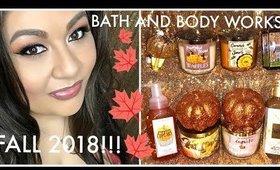Bath & Body Works Fall 2018 Haul!!!