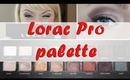 Lorac Pro Palette Review + Makeup Tutorial