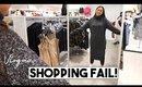 SHOPPING FAIL + ANDY MAKES PASTA AGLIO E OLIO! | Vlogmas Day 8 + 9 - LifeWithTrina