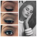Lana del Rey inspired
