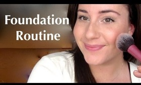 Foundation Routine for Oily Skin: Stays ALL Day!