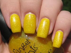 Fingerpaints Psychedelic Sunshine
