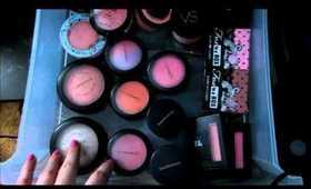 Makeup Collection & Room Tour.