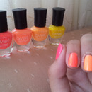 Ombre Nails for Summer