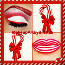 Happy Holidays from Bre Kali MUA!