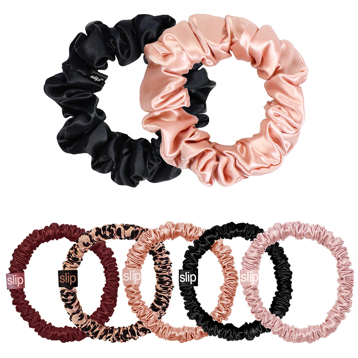 Slip Mega Scrunchie Set alternative view 1 - product swatch.