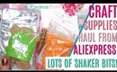 Aliexpress Shaker Bits Haul, Aliexpress Haul Accessories