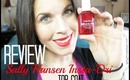 Review: Sally Hansen Insta-Dri Anti-Chip Top Coat