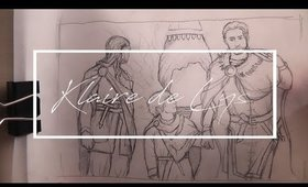 Chapter 4 Illustration Time Lapse + Voiceover Q&A Chat