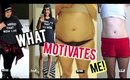 What Motivated/Inspired Me To Lose Weight?