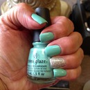 China Glaze color
