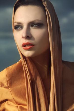 Fashion photoshoot Makeup by me Photo:Rafa Riudaverts/Model:Lucy