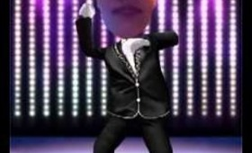 I love to DANCE the Gangnam Style by Psy