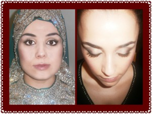 turkish wedding this is the bride.. opinions please..