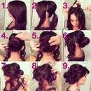 Love this hair idea!