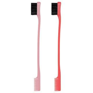 Kitsch Dual Edge Brush & Comb