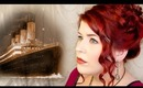 Rose Dawson from Titanic Inspired Hair and Makeup Tutorial