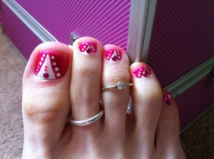 Created with Top Speed Spirit and Emori Nail Art 22.