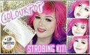 Colourpop Strobing Kit in Light To Medium | + Lip Swatches