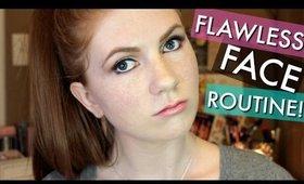 FLAWLESS FOUNDATION ROUTINE    Kristen Kelley
