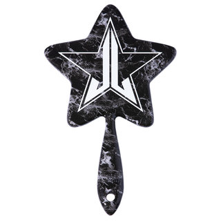 Star Mirror Black Marble