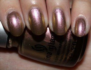 See more swatches & my review here: http://www.swatchandlearn.com/china-glaze-swanky-silk-swatches-review/
