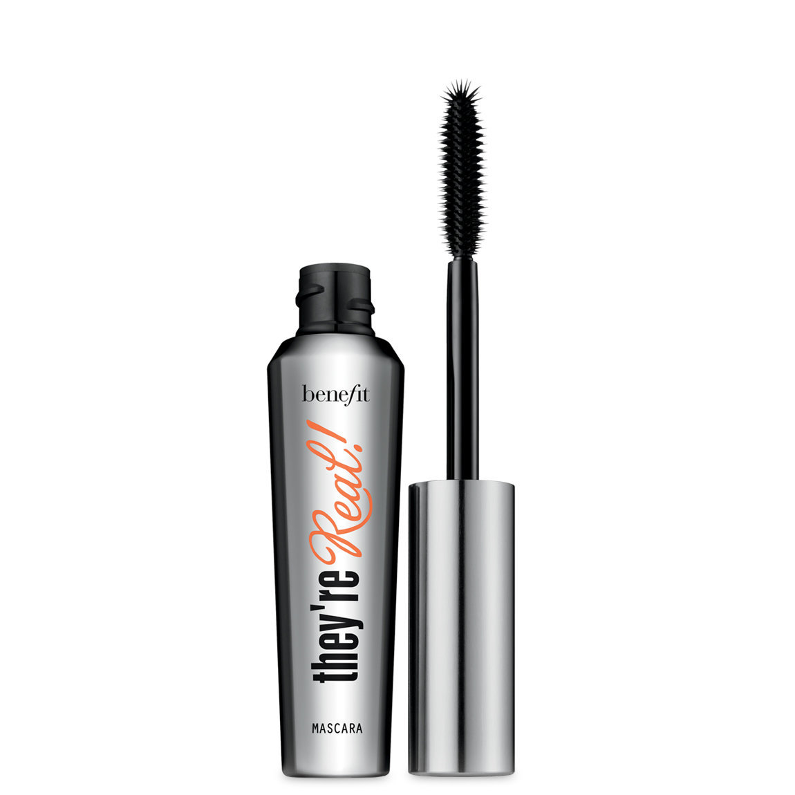 Benefit Cosmetics They're Real! Lengthening Mascara Black alternative view 1.